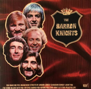 Barron Knights (The) - The Barron Knights (11th Album) (LP) (Signed) (VG-/VG)